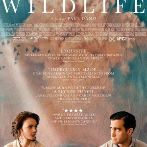 Wildlife - 《狂野生活》电影海报