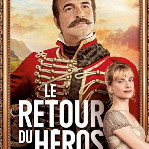 Return of the Hero - 《英雄的归来》电影海报