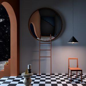 INSIDE ART // M.C. ESCHER AND RENE' MAGRITTE