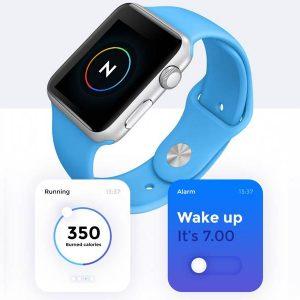 Apple Watch PSD