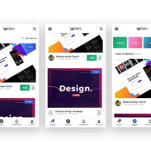 Uplabs App .psd 下载