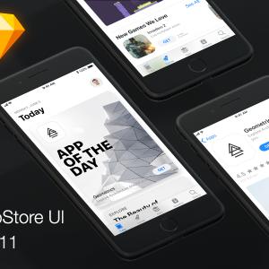 Free E-Commerce Apps UI Kit