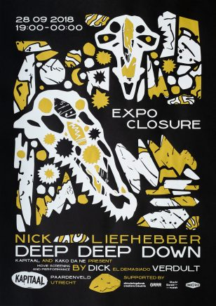 Down the Deep closing - new work