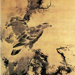 《双鹰图》王乾