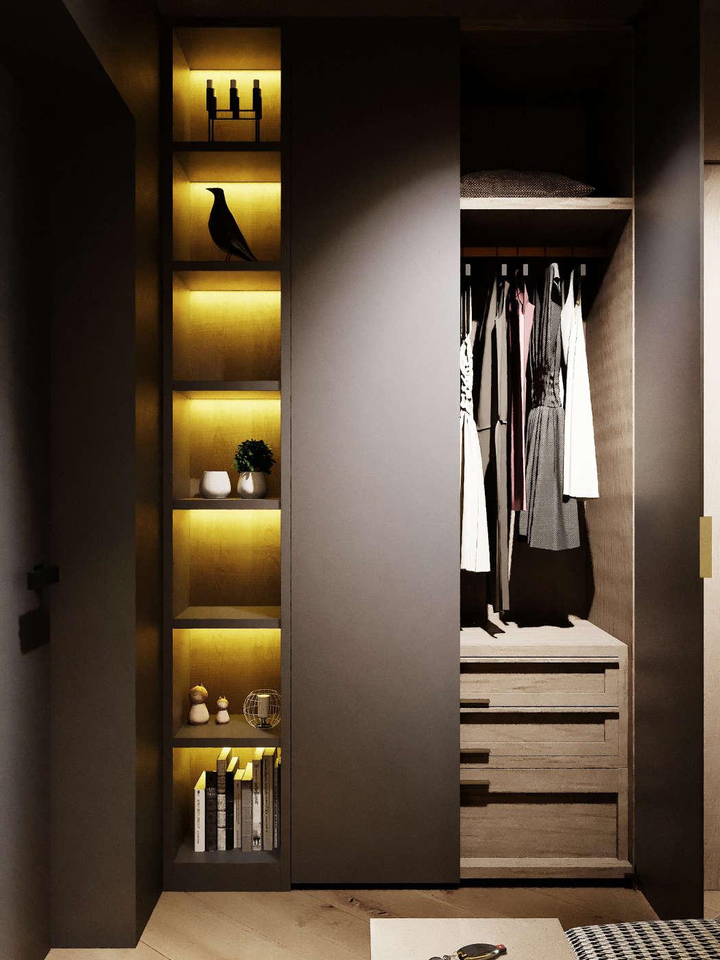 乌克兰当代公寓 | Prosvirin Design