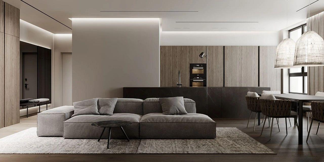 Hot Walls 两间高级住宅,感受原木的触感与质感