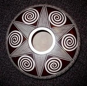 霍皮人陶器