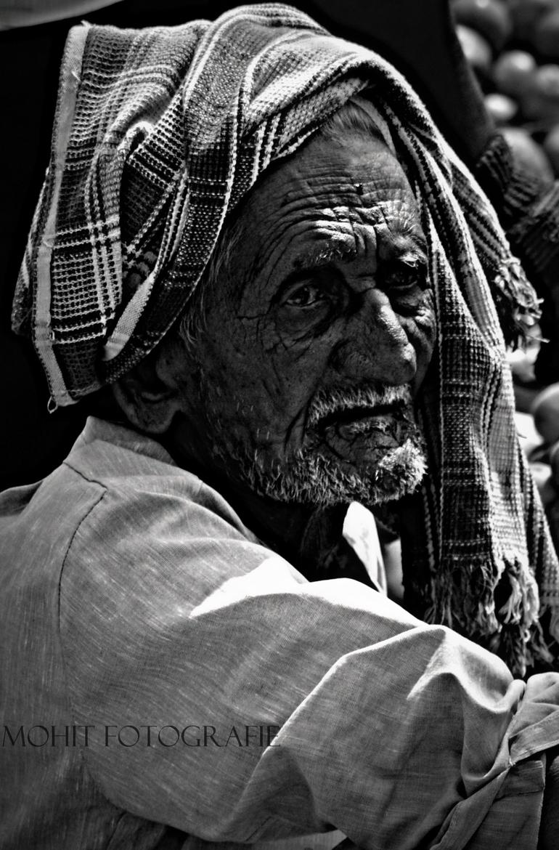老人摄影系列