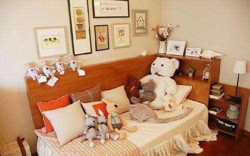 日式清新范 两白领的50平单身公寓