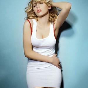 Scarlett Johansson 写真