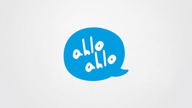 Ahlo Ahlo电话公司品牌设计