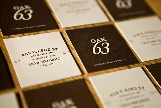 OAK63餐厅视觉设计
