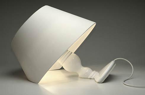 40款最富创意的台灯设计