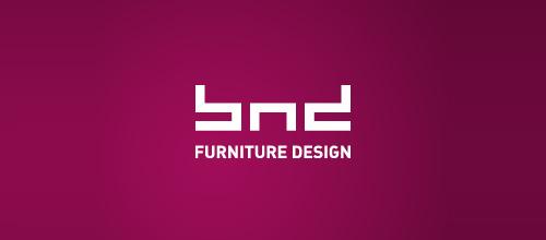 以家具为设计元素的优秀标志案例