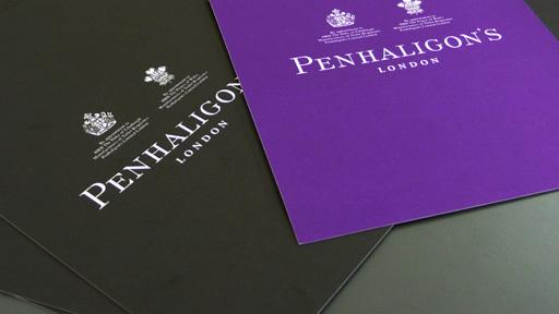 英国香水品牌活动邀请卡设计欣赏