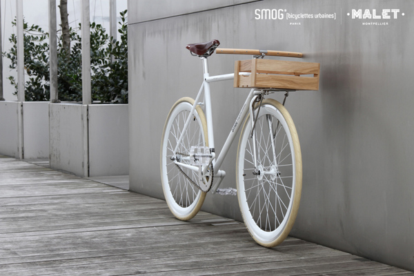 Limited edition SMOG bicycle