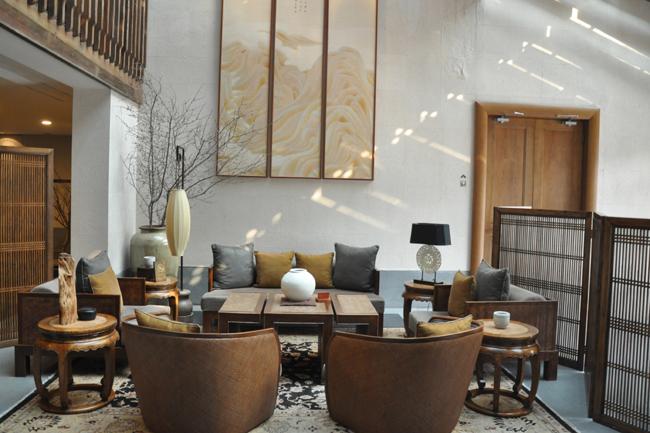 无锡灵山精舍 Lingshan Inn