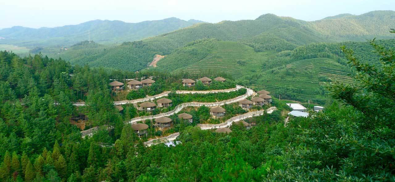 莫干山裸心谷度假村 Naked Stables Private Reserve