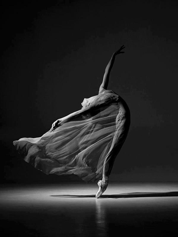 Lois Greenfield的舞蹈摄影作品