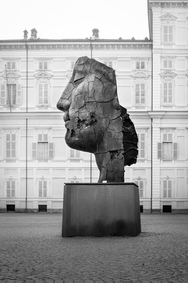 Igor Mitoraj雕塑作品