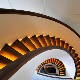 Little Boltons - Helical Staircase