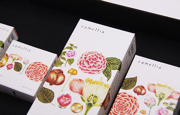 Camellia & Hilary包装设计