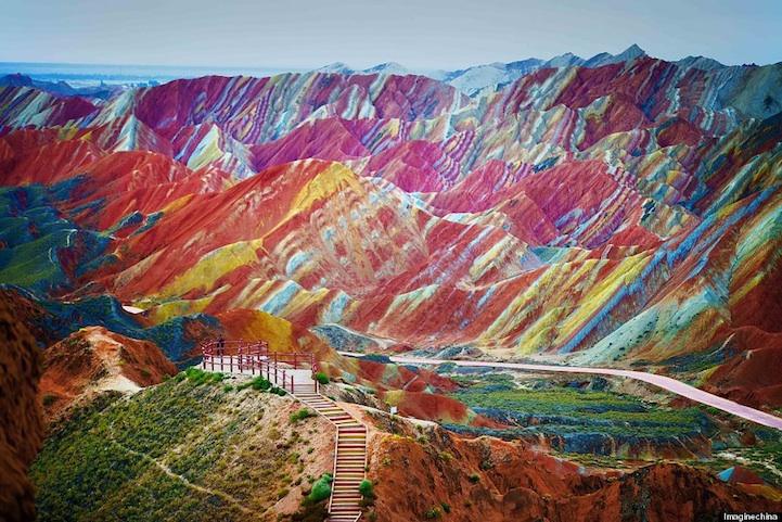 地球上15个不可思议的地方
