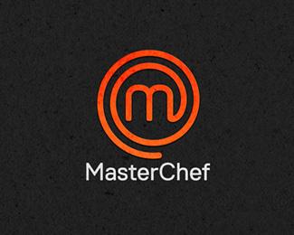 顶级厨师MasterChef新logo