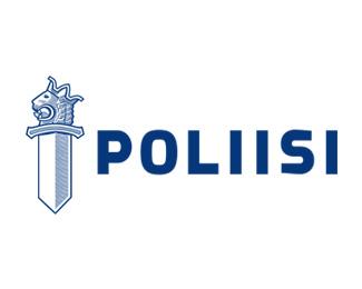 芬兰警察Finnish Police标志