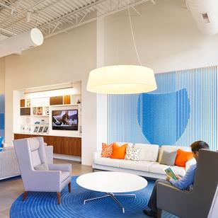 Blue Retai 零售品牌空间室内设计欣赏