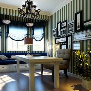 珠江国际城160平别墅 地中海风格