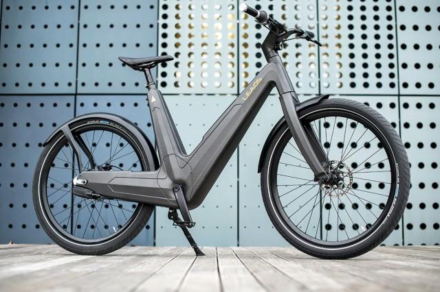 Leaos太阳能电动自行车