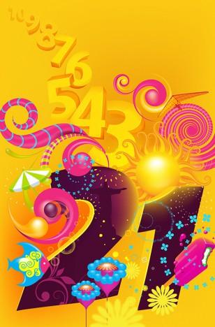 Réveilllon Embratel - Countdown to New Year