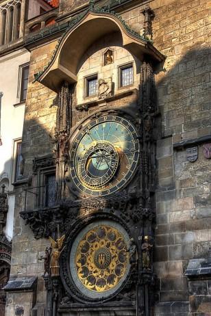 天文钟,布拉格,捷克共和国