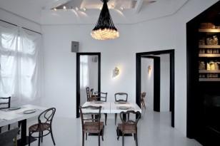 雅典 Il Buco 餐厅室内设计