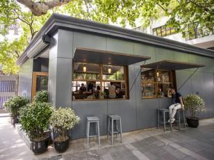 香气四溢的武康庭新晋咖啡店—Grains Café