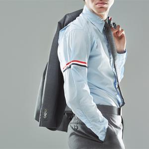 时尚品牌Thom Browne发布2015春夏季造型目录