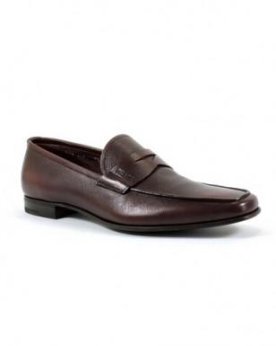 Prada普拉达男鞋真皮皮鞋