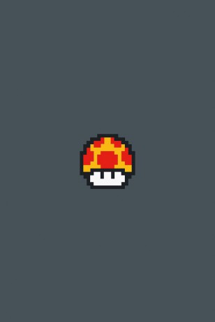 Super Mario Mushroom - 超级玛里奥蘑菇