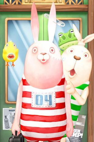 监狱兔:普京与基里连科 - 普京与基里连科