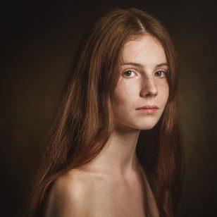 乌克兰肖像摄影Paul Apal kin作品