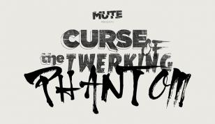 Curse of the Twerking Phantom - Posters