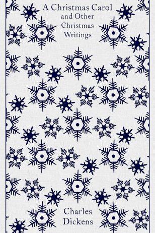 A Christmas Carol and Other Christmas Writings - 查尔斯·狄更斯《圣诞颂歌》封面