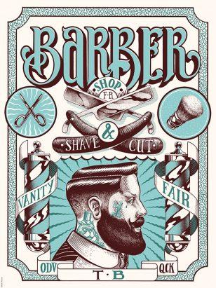 Vanity fair barber shop
