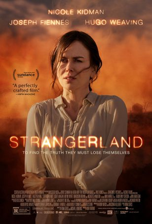 《陌生之地》(Strangerland)美国正式海报