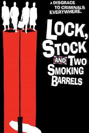 Lock, Stock and Two Smoking Barrels - 《两杆大烟枪》