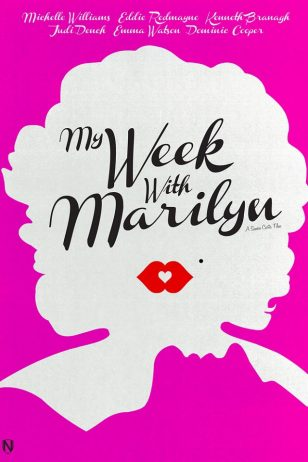 My Week with Marilyn - 《我与梦露的一周》电影海报