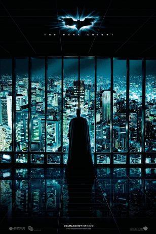 The Dark Knight - 《蝙蝠侠前传2:黑暗骑士》电影海报