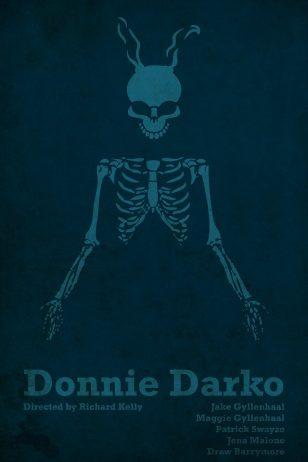 Donnie Darko - 《死亡幻觉》电影海报