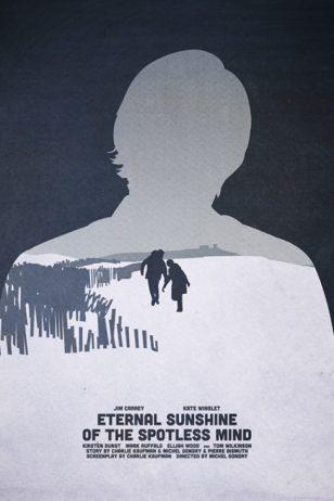 Eternal Sunshine of the Spotless Mind - 《美丽心灵的永恒阳光》电影海报